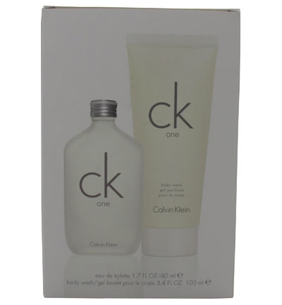 CK One Eau de Toilette + Body Wash Geschenkset