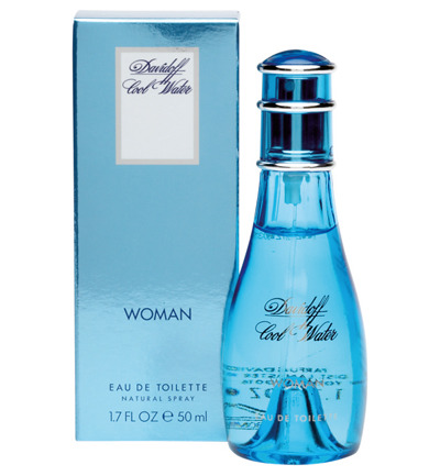 Coolwater Woman Eau de Toilette Natural Spray