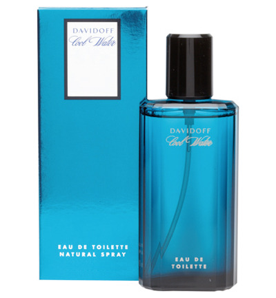 Coolwater Men Eau de Toilette Natural Spray
