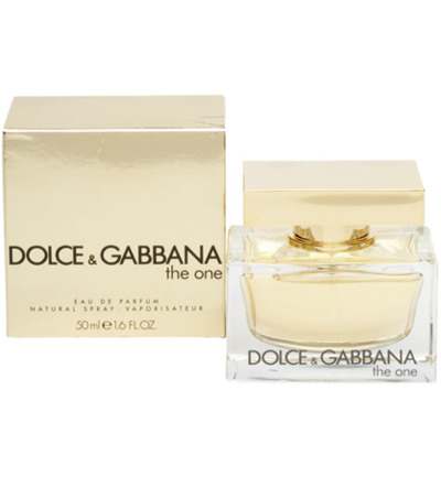 Dolce and Gabbana The One Eau De Parfum 50ml