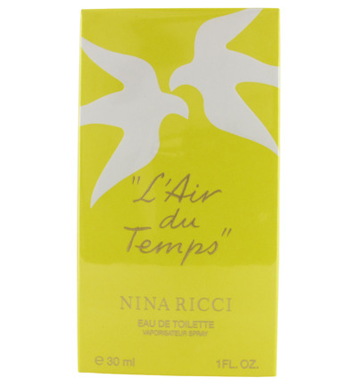 L'Air Du Temps Eau de Toilette Natural Spray