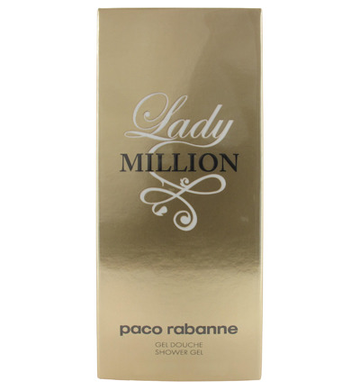 Lady Million Douche Gel