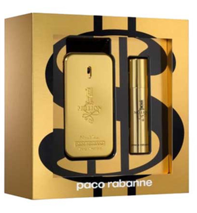 One Million Eau de Toilette Spray Geschenkset