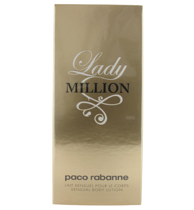 Lady Million Sensual Bodylotion