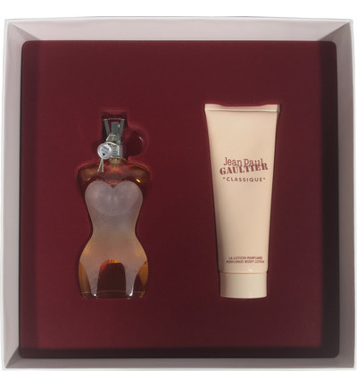 Female Eau de Toilette Spray + Body Lotion Geschenkset