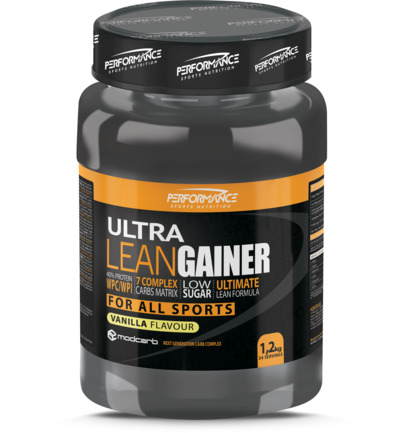 Ultra Lean Gainer Vanille