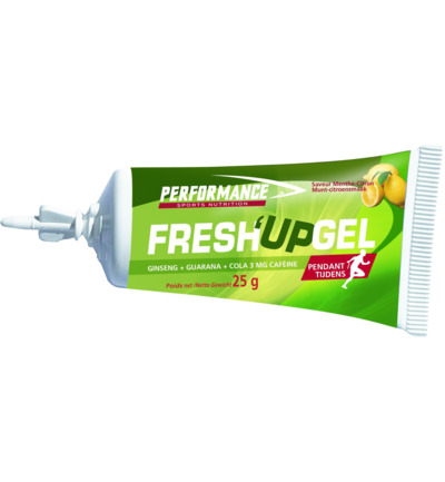Gel Fresh'Up Mint-Lemon