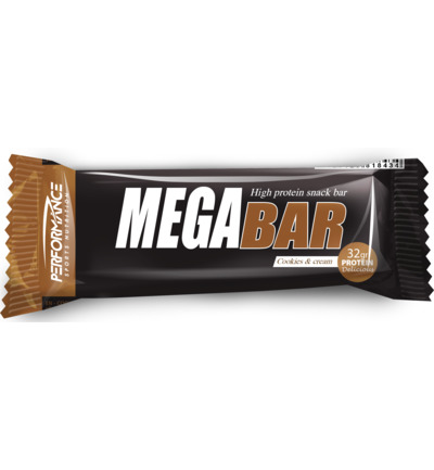 Megabar Cookies&Cream