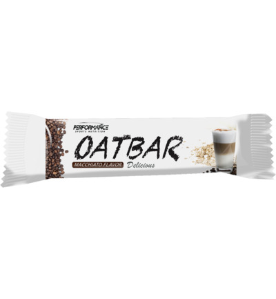 Performance Bar / Oat Bar Latte Machiato