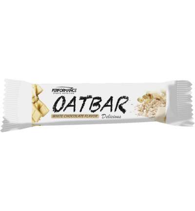 Performance Bar / Oat Bar Chocolat Blanc