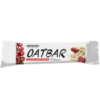 Performance Oat Bar Sultana Cherry