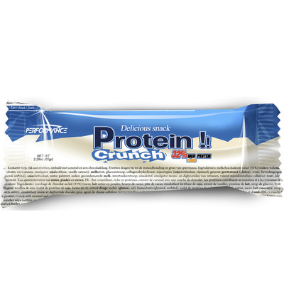 Protein Crunch Bar Vanilla