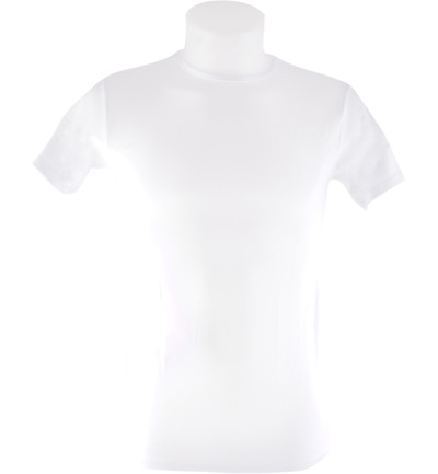 T-Shirt Wit Maat XL