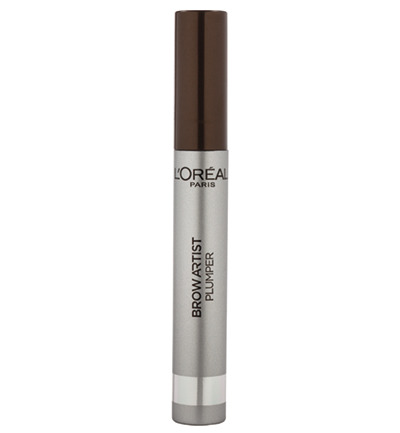 Brow Artist Plumper 04 Dark Brunett - Brown - Wenkbrauw Mascara