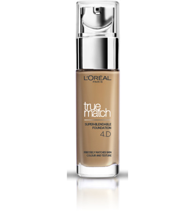 Foundation - 4D/W - Natural Doré