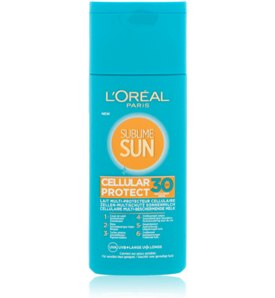 Sublime Sun Cellular Protect SPF30