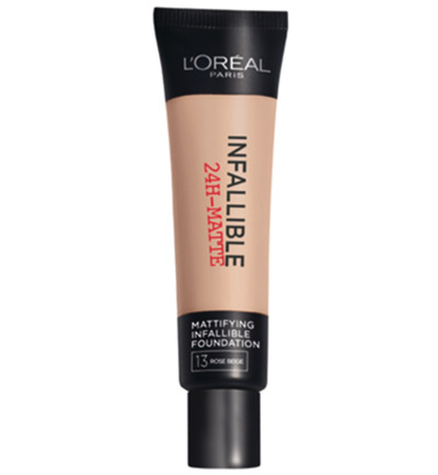 Infallible - 13 Beige Rose - Matte - Foundation