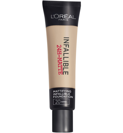 Infallible - 20 Sand - Matte - Foundation