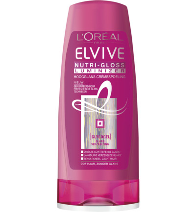 Elvive Nutri-Gloss Luminizer - 200ml - Cremespoeling