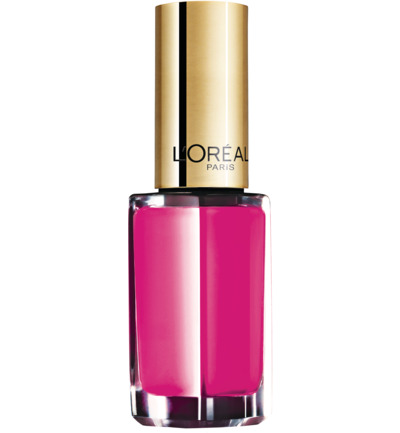 Color Riche Le Vernis - 242 Pink O Pop - Roze - Nagellak