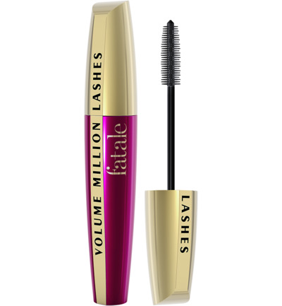 Million Lashes - Mascara - Fatale Black