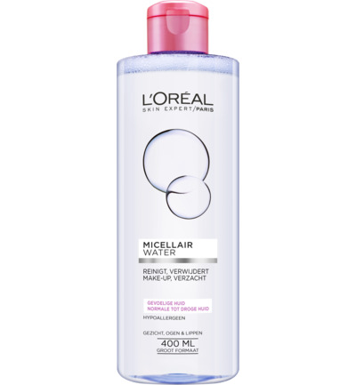 Micellar Water 400ml