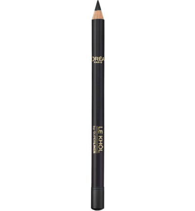 Make-Up Designer Super Liner Le Khol - 101 Midnight Black - Oogpotlood