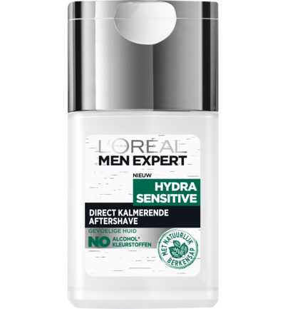 Hydra Sensitive Aftershave Balsem
