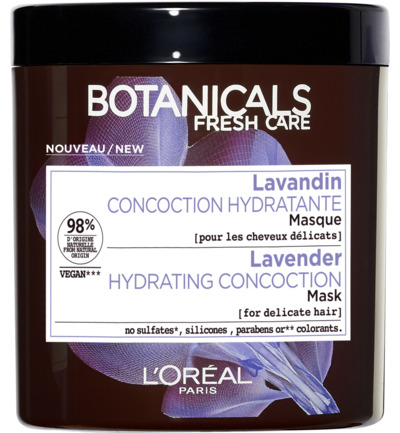 Botanicals Lavender Hydrating Concoction - 200ml - Haarmasker