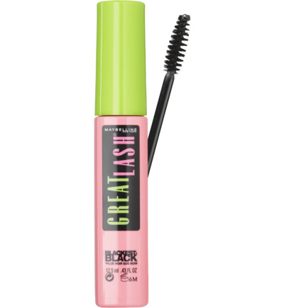 Great Lash - Very Black - Zwart - Waterproof Mascara