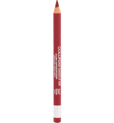 Color Sensational - 547 Please Me Red - Rood - Lippotlood