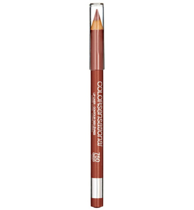 Color Sensational - 750 Choco Pop - Bruin - Lipliner