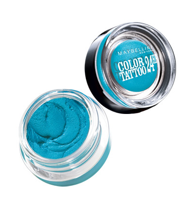 Color Tattoo 24H - 20 Turquoise Forever - Blauw - Oogschaduw