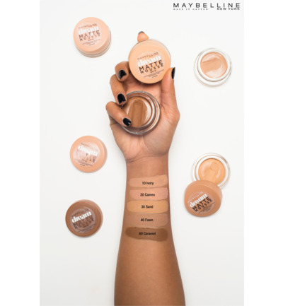 Dream Matte Mousse - 030 Sand - Foundation