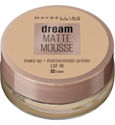 Dream Matte Mousse - 040 Fawn - Foundation
