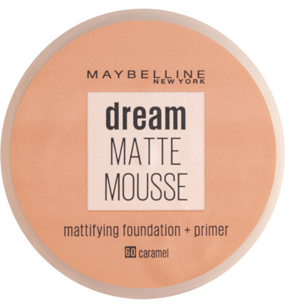 Dream Matte Mousse - 060 Caramel - Foundation
