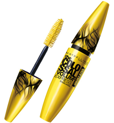 Volum'Express Colossal Smoky Dangerous - Zwart - Mascara