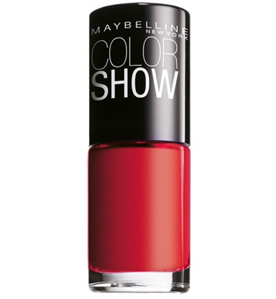 Maybelline Colorshow Nagellak 110 Urban Coral 7ml