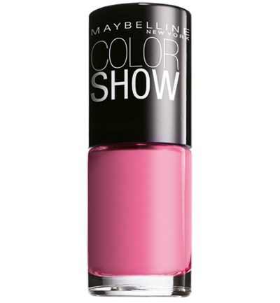 Maybelline Colorshow Nagellak 262 Pink Boom 7ml