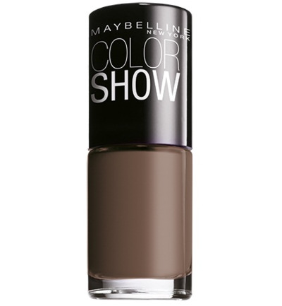 Maybelline Colorshow Nagellak 549 Midnight Taupe 7ml