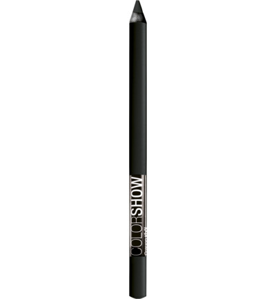 Color Show Khol Liner - 100 Ultra Black - Zwart - Oogpotlood