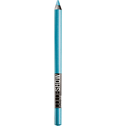 Color Show Khol Liner - 210 Turquoise Flash - Blauw - Oogpotlood