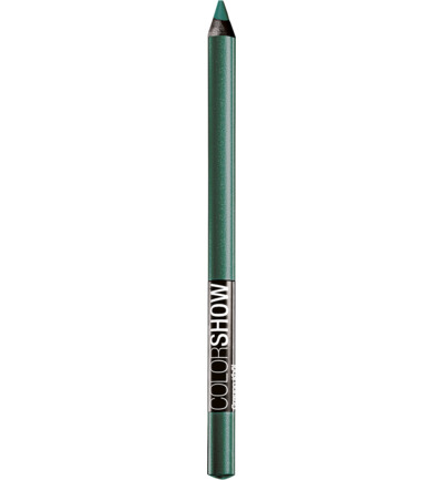 Color Show Khol Liner - 300 Edgy Emerald - Groen - Oogpotlood