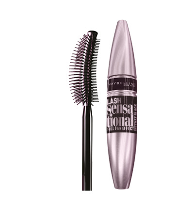Lash Sensational - Intense Black - Zwart - Mascara