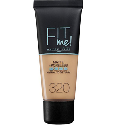 Fit Me Matte & Poreless- 320 Natural Tan - Foundation