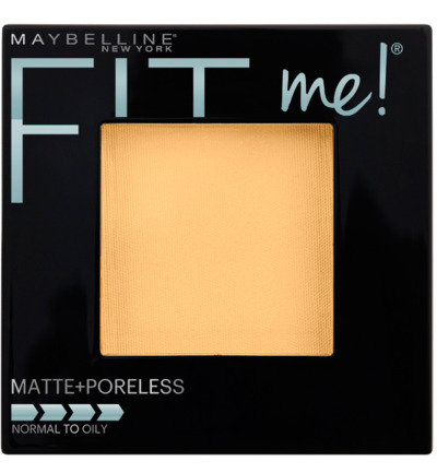 Fit Me Matte & Poreless Powder - 115 Ivory - Poeder