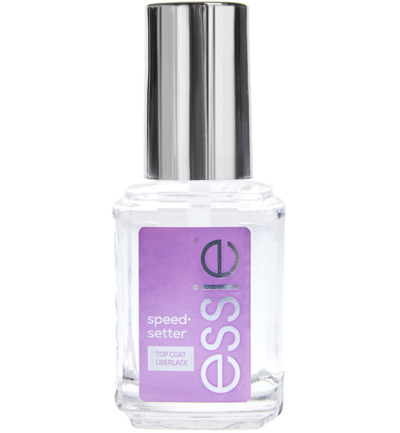 speed setter top coat - fast drying
