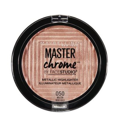 Master Chrome - 50 Molten Rose - Highlighter