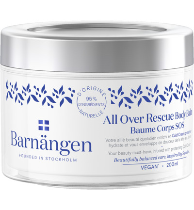 Nordic Care Body Balm Rescue 200 ml