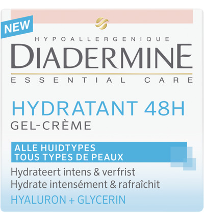Hydratant Gel 48h Dagcreme 50 ml